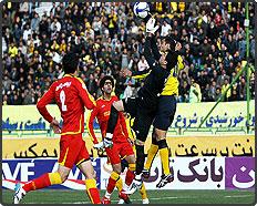 اعلام جدول رده بندی لیگ دسته دوم باشگاههای کشور