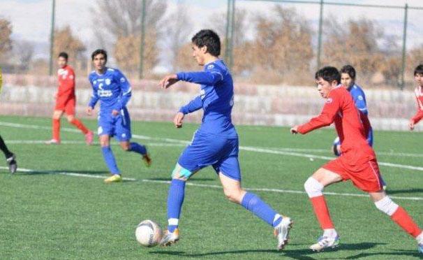 حضور احسان پهلوان در اردوی زیر 19 سال تیم ملی