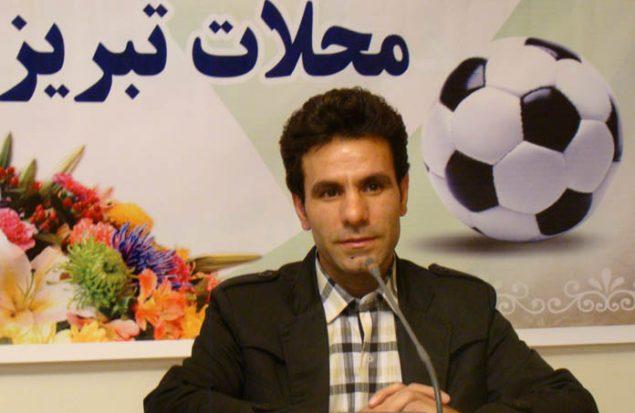 فينال مسابقات فوتبال جوانان محلات تبريز و حومه