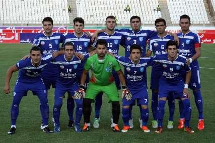 دومین باخت خانگی تیم فوتبال گسترش فولاد تبریز