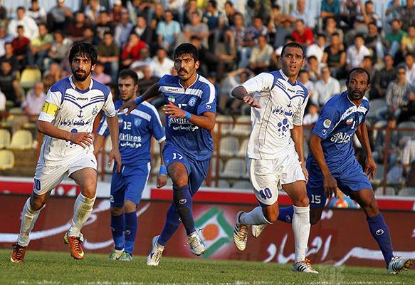 گسترش فولاد تبریز با نتیجه یک بر دو بازی را به حریف واگذار کرد