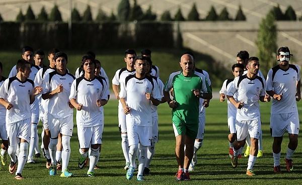 دعوت از 26 بازیکن به اردوی تیم ملی زیر22 سال