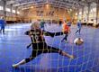 لیلا زواره در اولین اردوی انتخابی تیم ملی بزرگسالان فوتسال بانوان