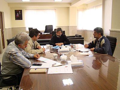 نشست تخصصی کمیته اجرائی کشوری با ریاست