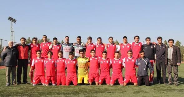 پیروزی امیدهای تراکتورسازی در هفته ششم مسابقات لیگ برتر رده سنی امید