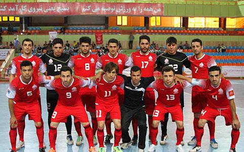 دبیری تبریز مقابل شهید منصوری قرچک با نتیجه سنگین 8 بر 4 تن به شکست داد